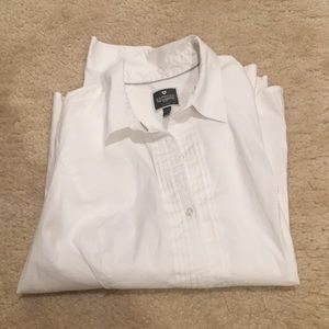 Express White Dress Shirt